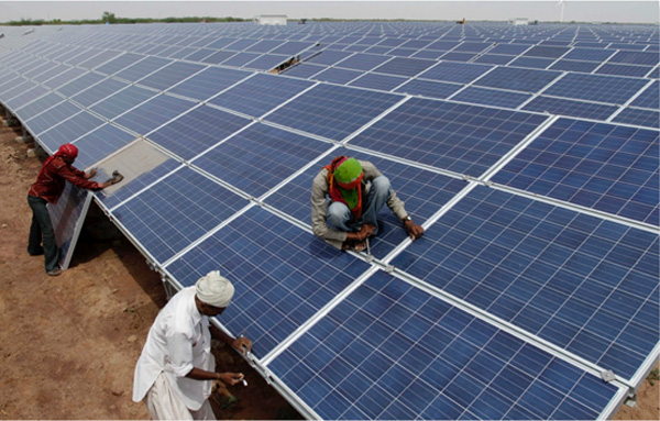 RENEWABLES: Govt. drops 7.5% solar import duty, India's 'solar slowdown' amid 'unprecedented' global growth, UN blames duty, GST for India's solar drop, 'You will pay' cost of duty hikes, not developers
