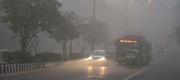 Delhi now in year-round toxic air