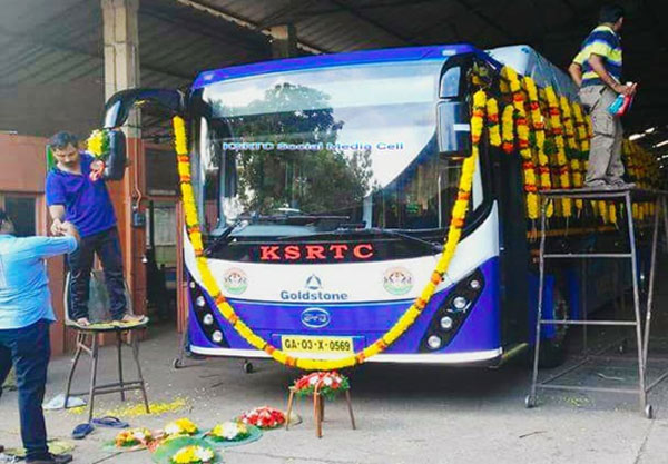 Subsidy backs e-buses over e-cars