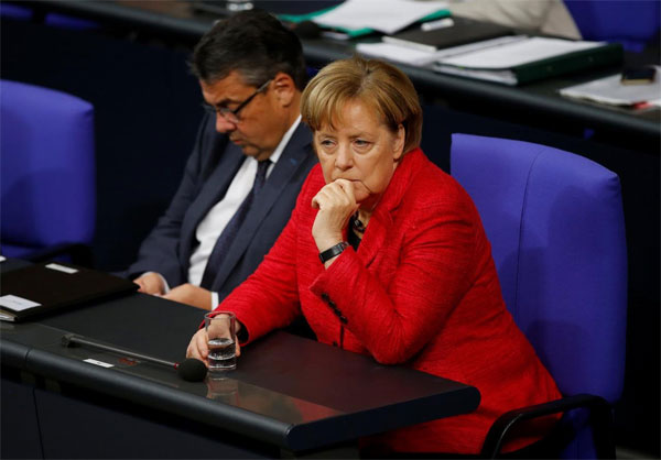 Political gridlock leaves the world guessing on Germany's climate role