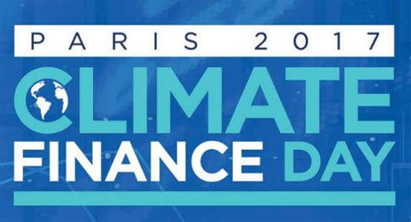 ClimateAction: One Planet Summit – Only real commitments, for real money