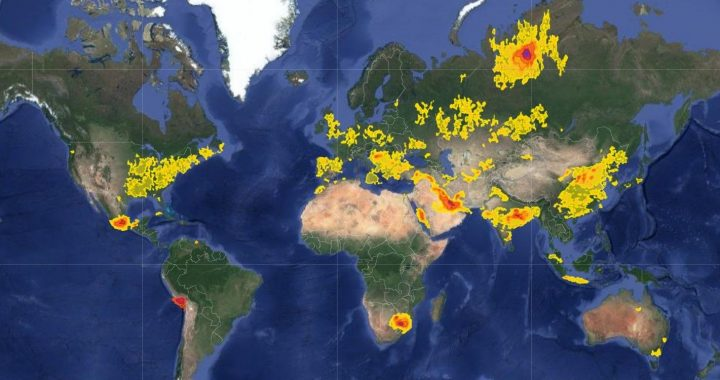 India largest SO2 emitter in the world, show satellite images