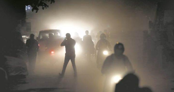 With Delhi breathing 'very poor' air, GRAP plan enforced, diesel generators banned