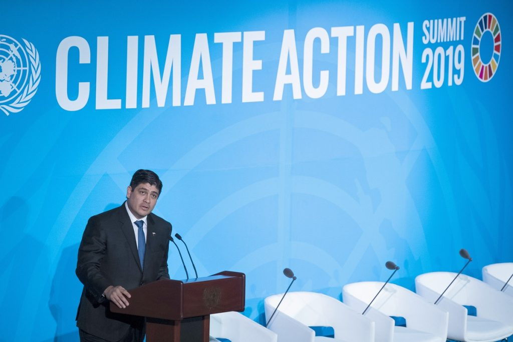 UN Climate Action Summit falls short on expectations