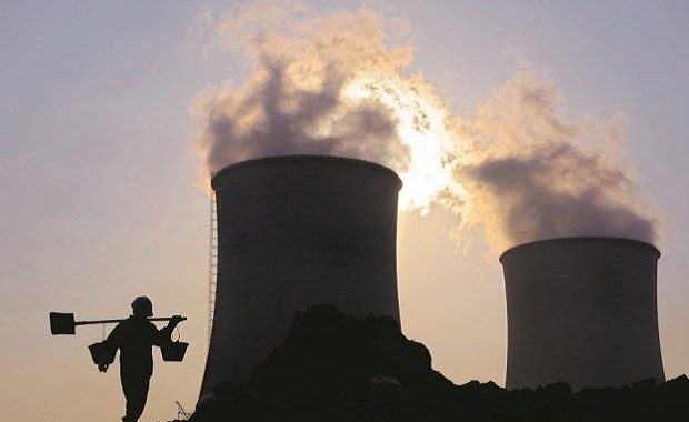 Power plants allowed to use dirty coal, with high ash content