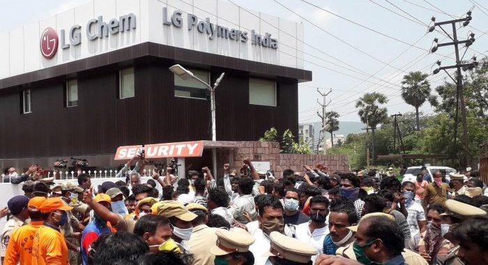 India files homicide case against S Korean firm LG Polymers in gas leak case, green court slaps Rs50-crore fine for environmental damage