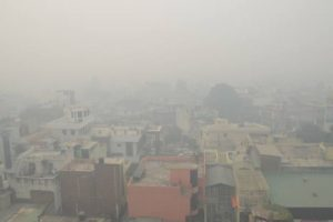 Eight out of India's 10 most polluted cities in Uttar Pradesh