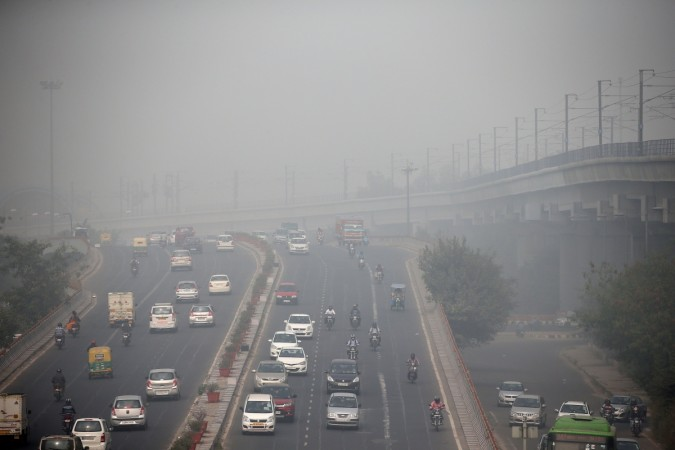 Delhi NCR most polluted in the world