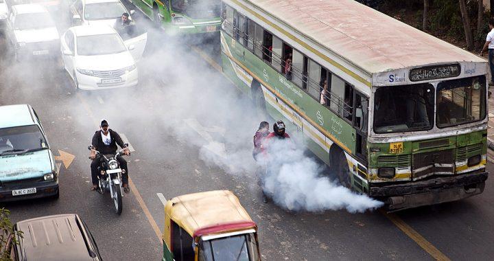 India: SC admits govt's plea against ban on diesel vehicles