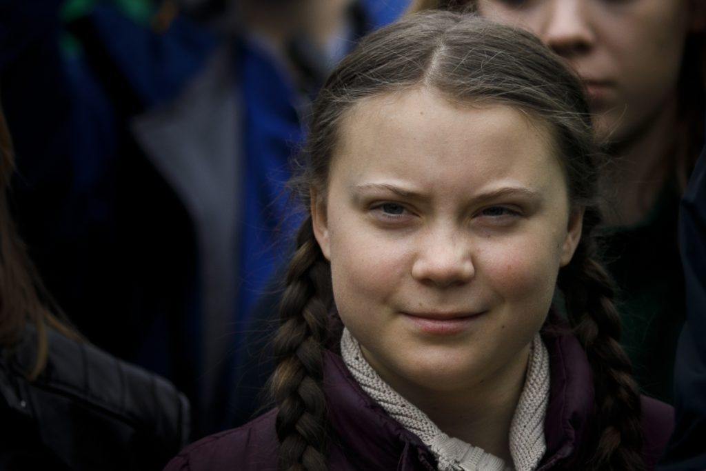 Swedish teen Greta Thunberg inspires mass protests against climate change