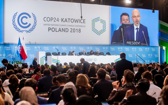 Big story : After a brief lull, UN climate talks progress