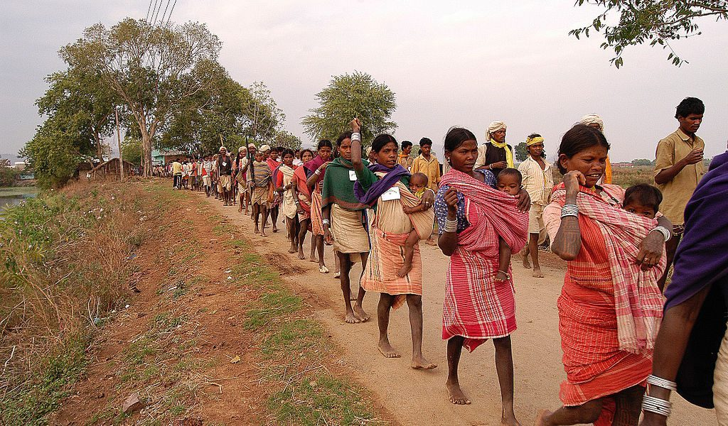 India's tribals fight for their lands; govt withdraws proposed amendment to forest act