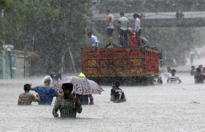 India, Pakistan and Sudan battle record rain, flood levels