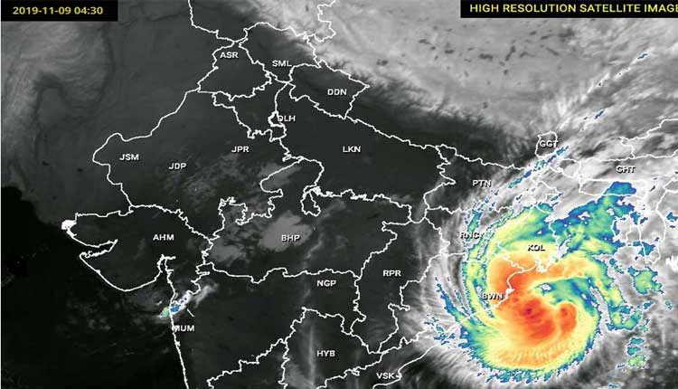 24 people killed as Cyclone Bulbul batters Odisha, West Bengal and Bangladesh