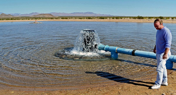 Climate 'time bomb' ticking in world's groundwater: Study