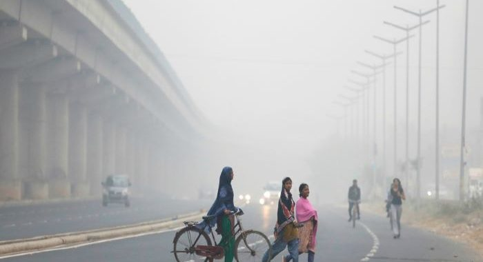 First real-time source apportioned study quantifies elemental loads in Delhi's winter pollution