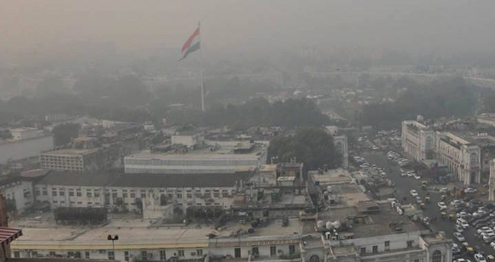 Air pollution body dissolves as Centre fails to introduce Bill
