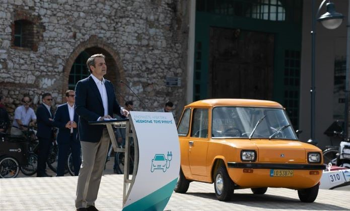 Greece earmarks EUR 100 million package to promote EVs