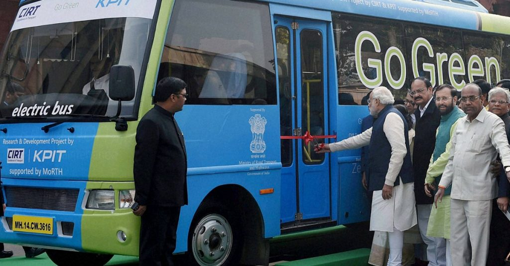E-bus push scuttled by tough rules and cash strapped state transport utilities