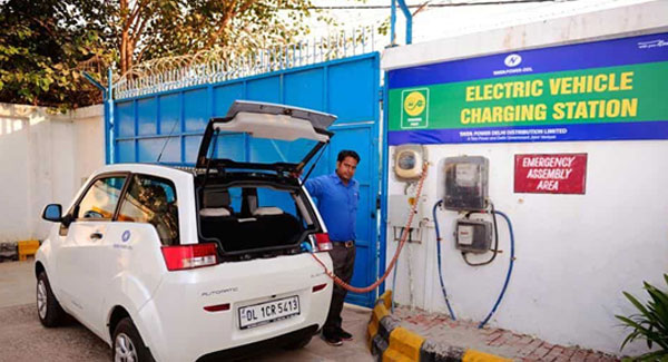 Centre to allow individuals to set up EV charging stations