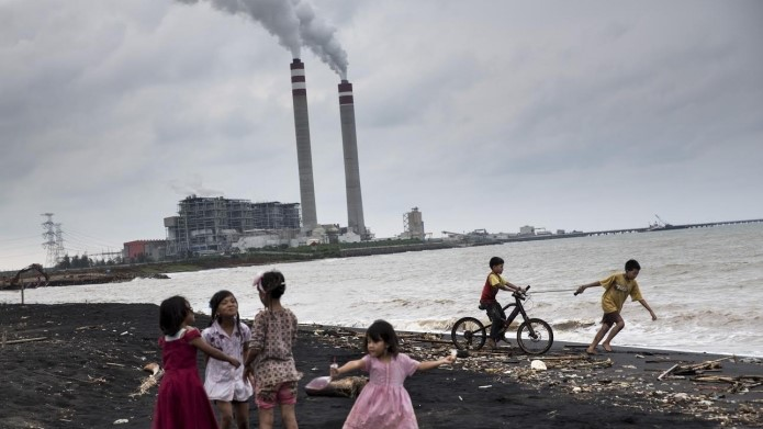 Chinese & Japanese banks account for 50% of global coal finance