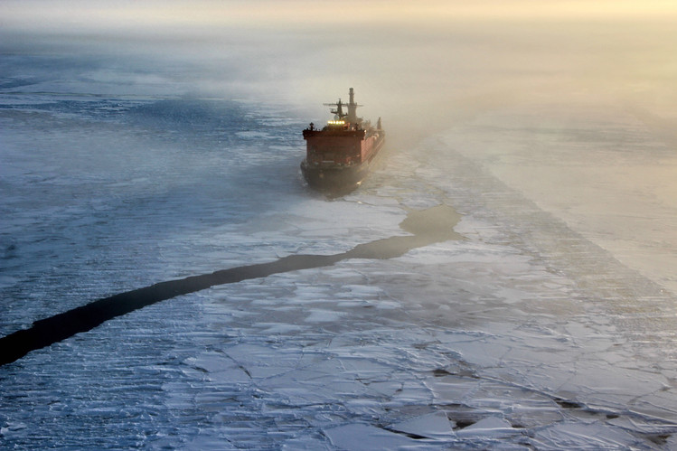 New shipping fuels causing surge in black carbon emissions