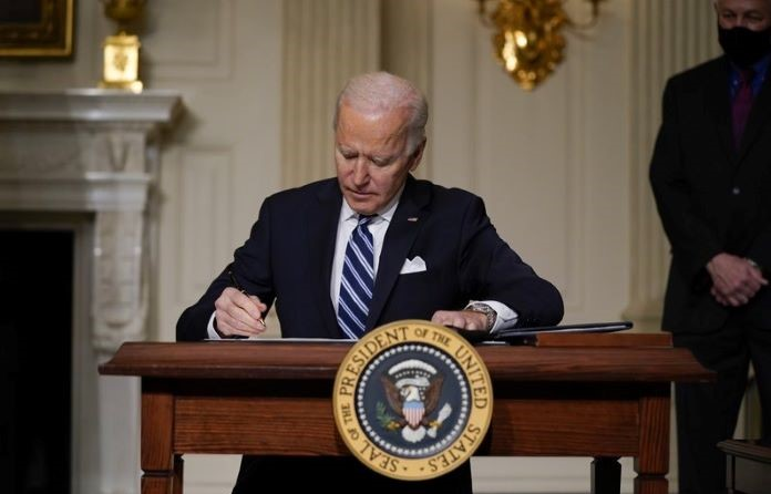 Biden puts climate back on top of US agenda