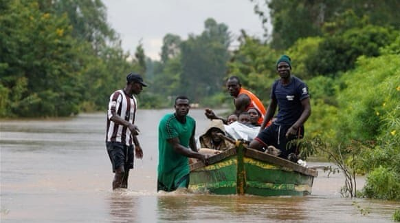 Incessant rain, massive flooding kill hundreds in East Africa
