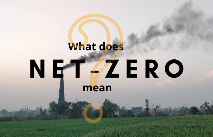 Paris Agreement can be compromised by vague net-zero claims