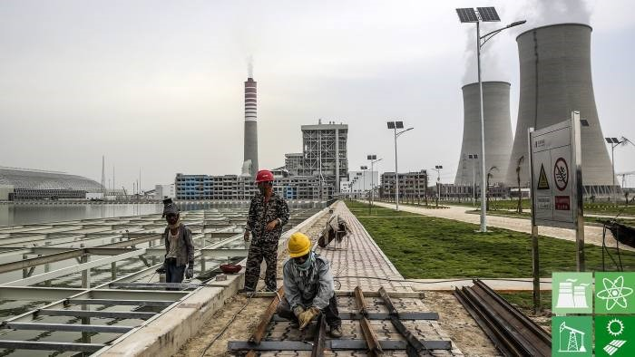 Greenpeace reports surge in China's Belt and Road power investments from 2014-2019