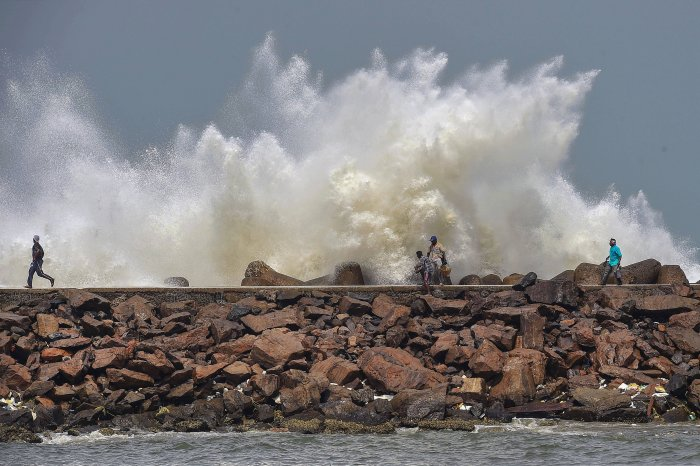 Cyclone Amphan's rapid escalation linked to climate change