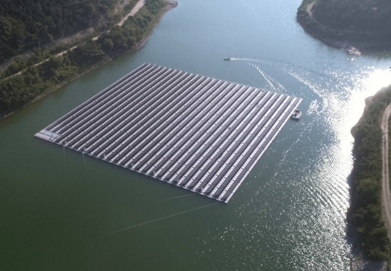 India achieves lowest cost of floating solar power in the world