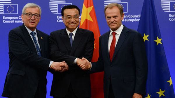 EU ends trade controls on Chinese solar panels
