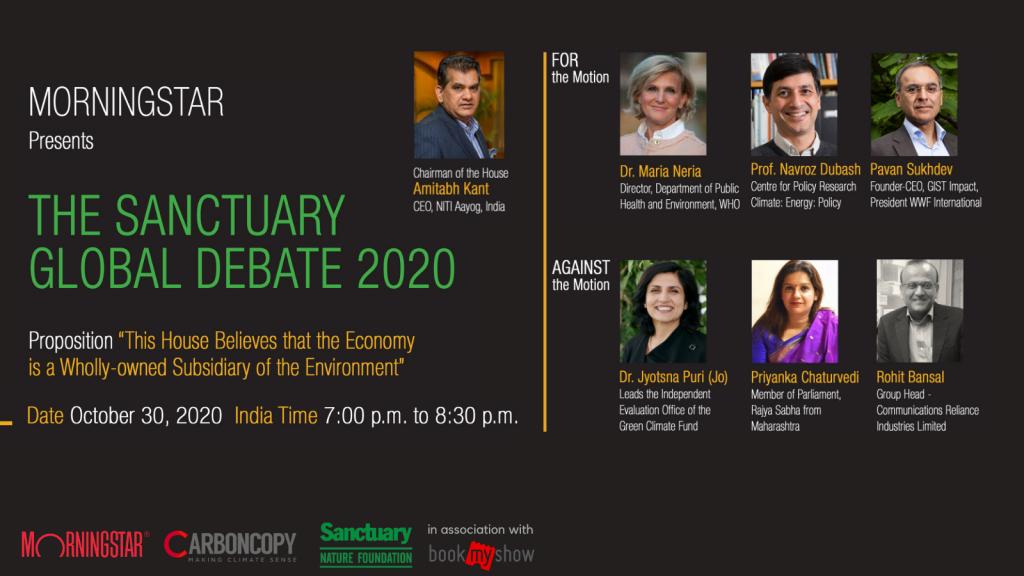 The Sanctuary Global Debate 2020