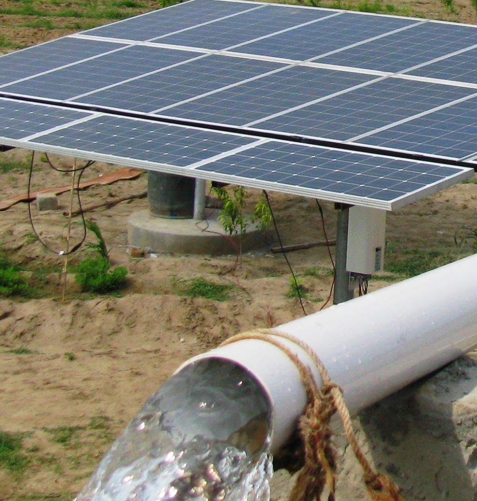 Leveraging the water-clean energy nexus is win-win for Indian agriculture