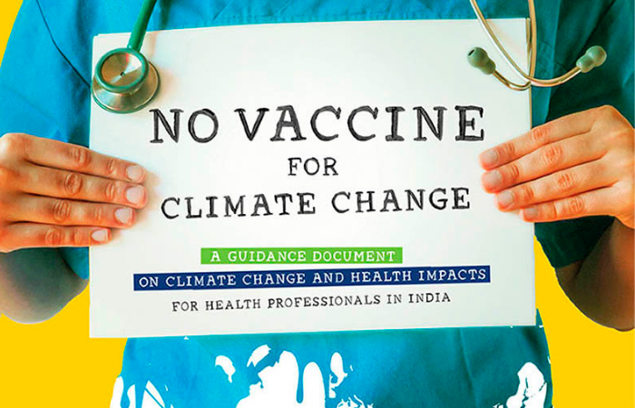 First-ever document to help prepare healthcare workers for climate change impacts released