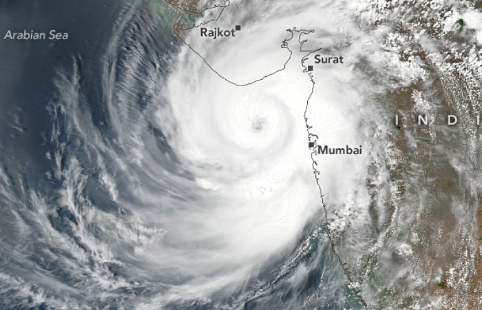 150% increase in the frequency of very severe cyclones in Arabian Sea in past four decades: Study