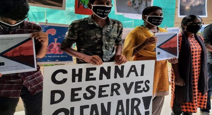 It's Diwali Everyday in Polluted Chennai's Ennore-Manali industrial corridor