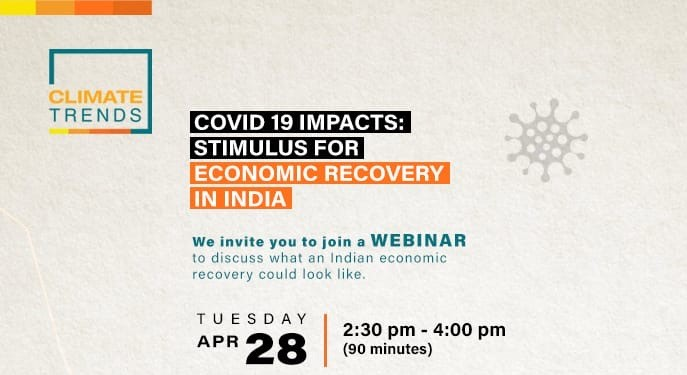 COVID-19 Impacts: Stimulus for Economic Recovery in India