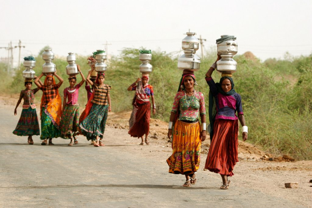 """""""Provide infra, services to support working women in South Asia battling climate change"""""""