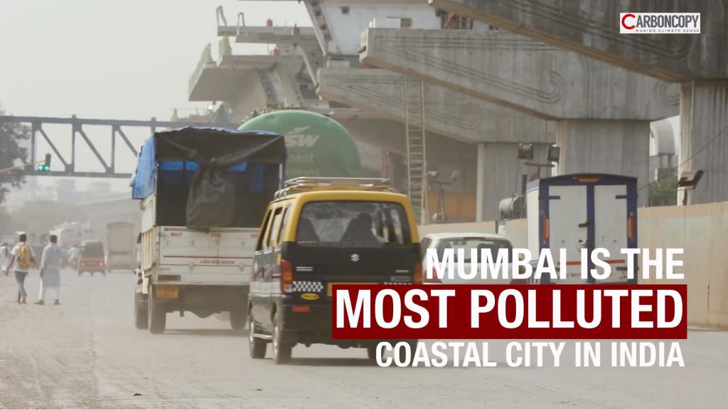 Air Pollution Mumbai