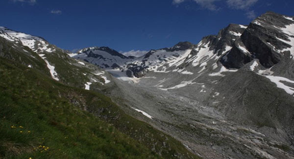 Study: Alps will be mostly ice-free by 2100