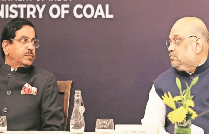 India: Home minister bats for coal to play majority role in $5 trillion economy