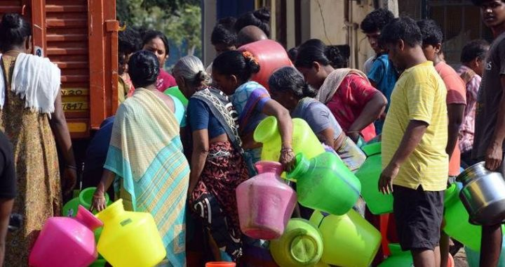 Extreme weather: Chennai faces its worst drought in 70 years