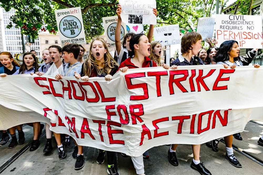 #Schoolstrike4climate reached a global crescendo on March 15