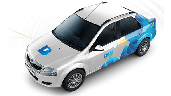 Delhi's first e-taxi service launched with 70 cabs