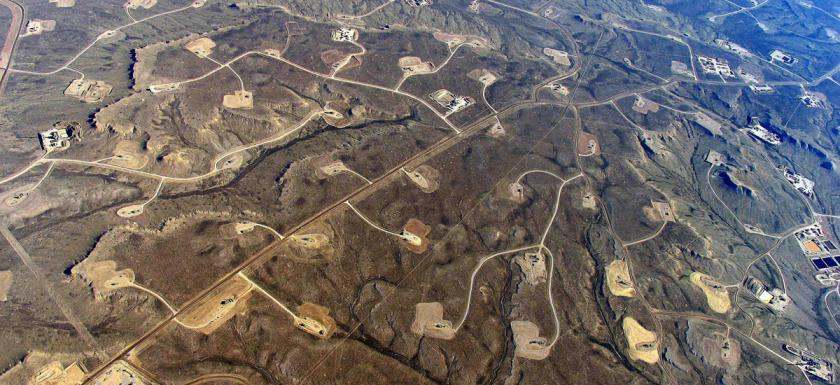 Climate Fracked: Shale gas behind global methane spike
