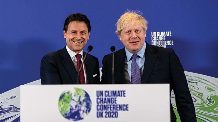 COP 26 postponed to 2021