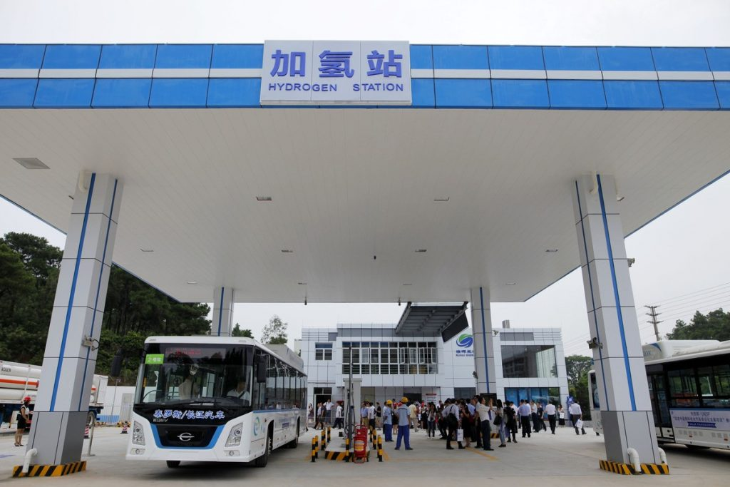 Big Story: China possibly eyeing hydrogen as future of zero-emissions transport