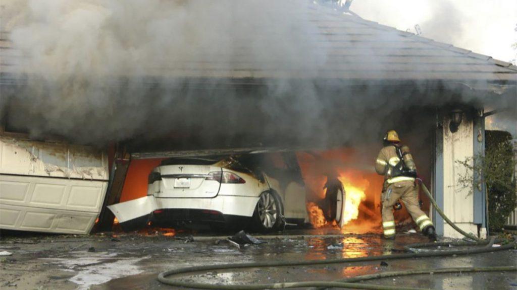 Austria: EV batteries' risk of fire lessens with age